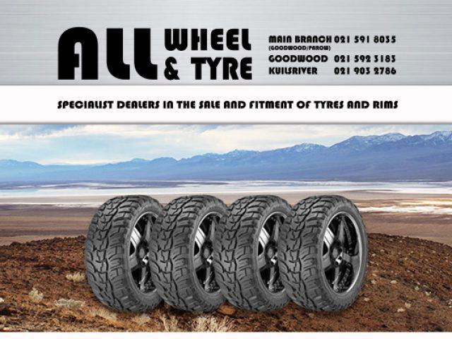 All Wheel & Tyre