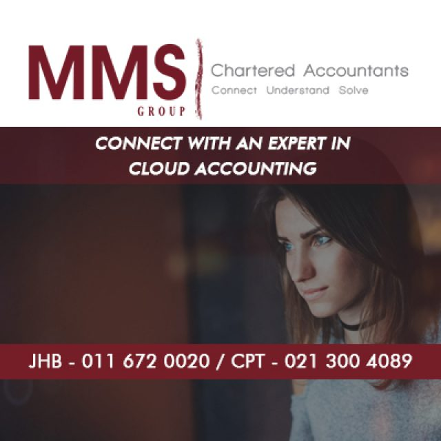 MMS Cloud Accounting