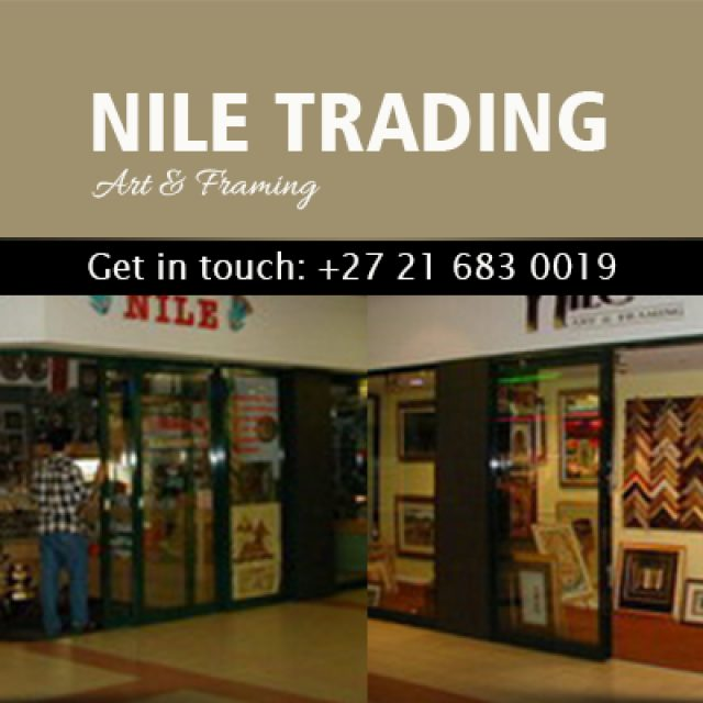 Nile Gifts & Framing